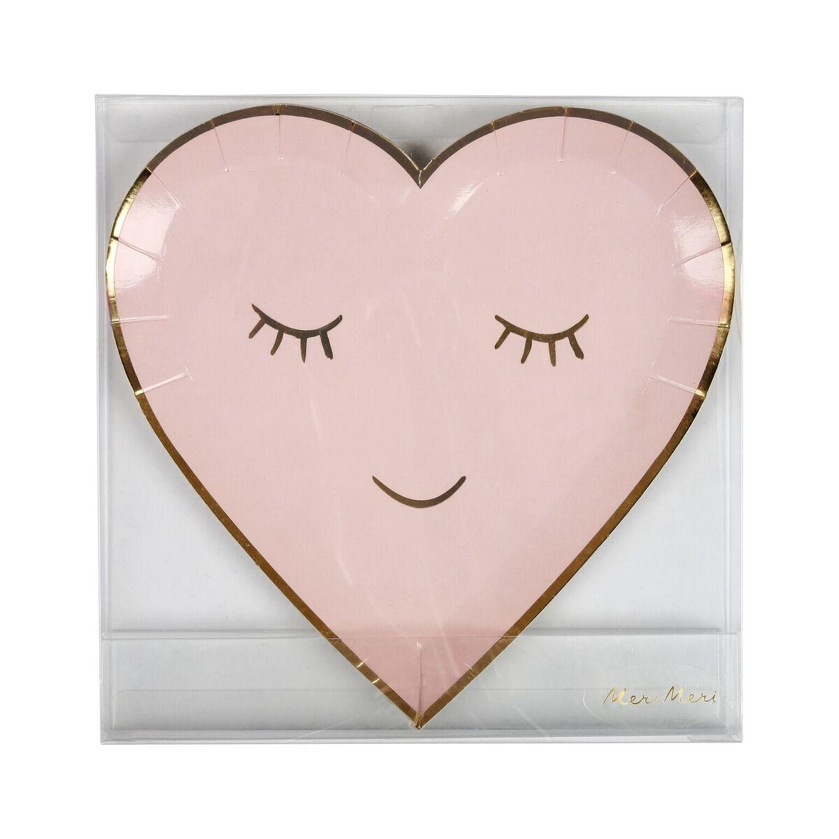 Blushed Heart Teller