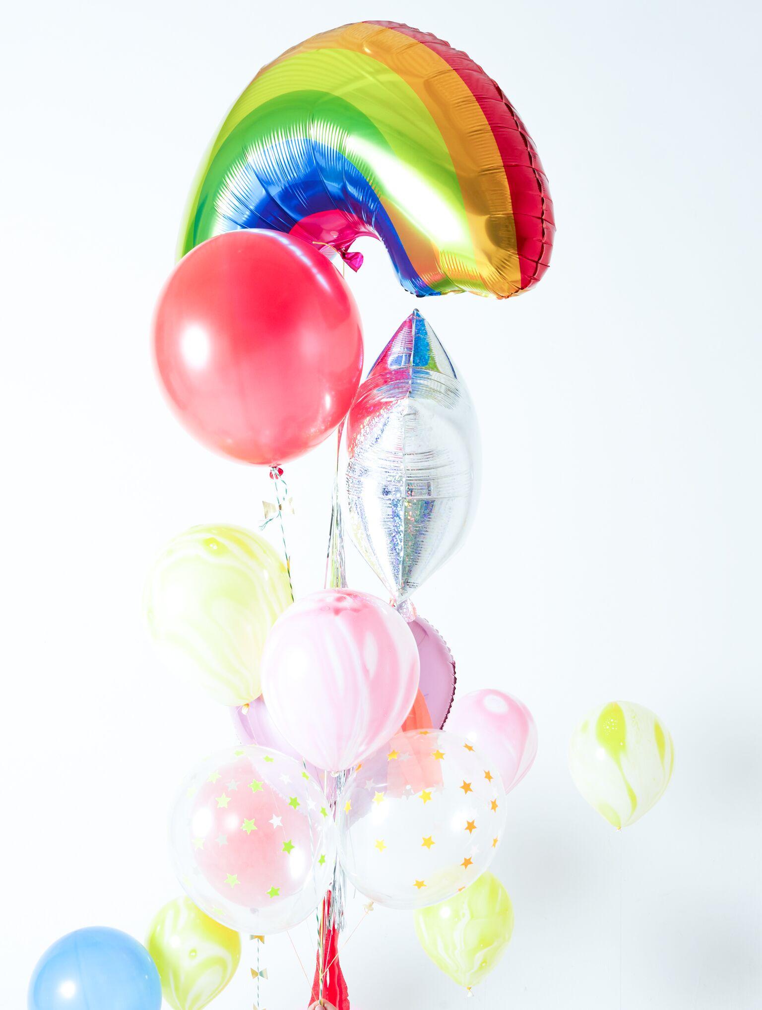 Folienballons & Helium