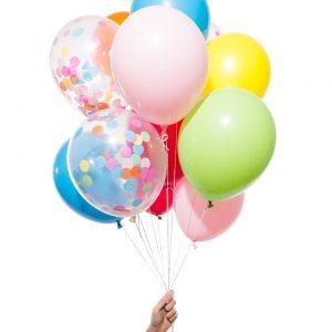 Konfettiballons & Latexballons