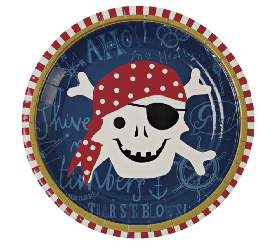 Piraten Ahoy