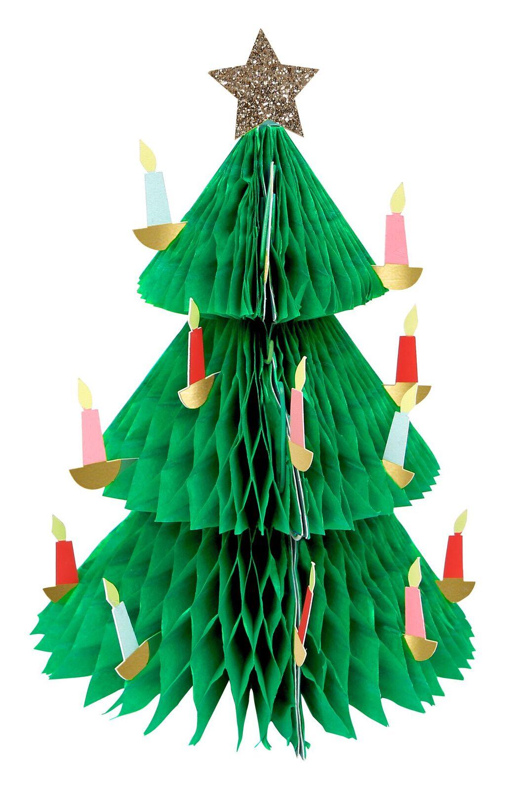XMas Tree Weihnachtskarte 2