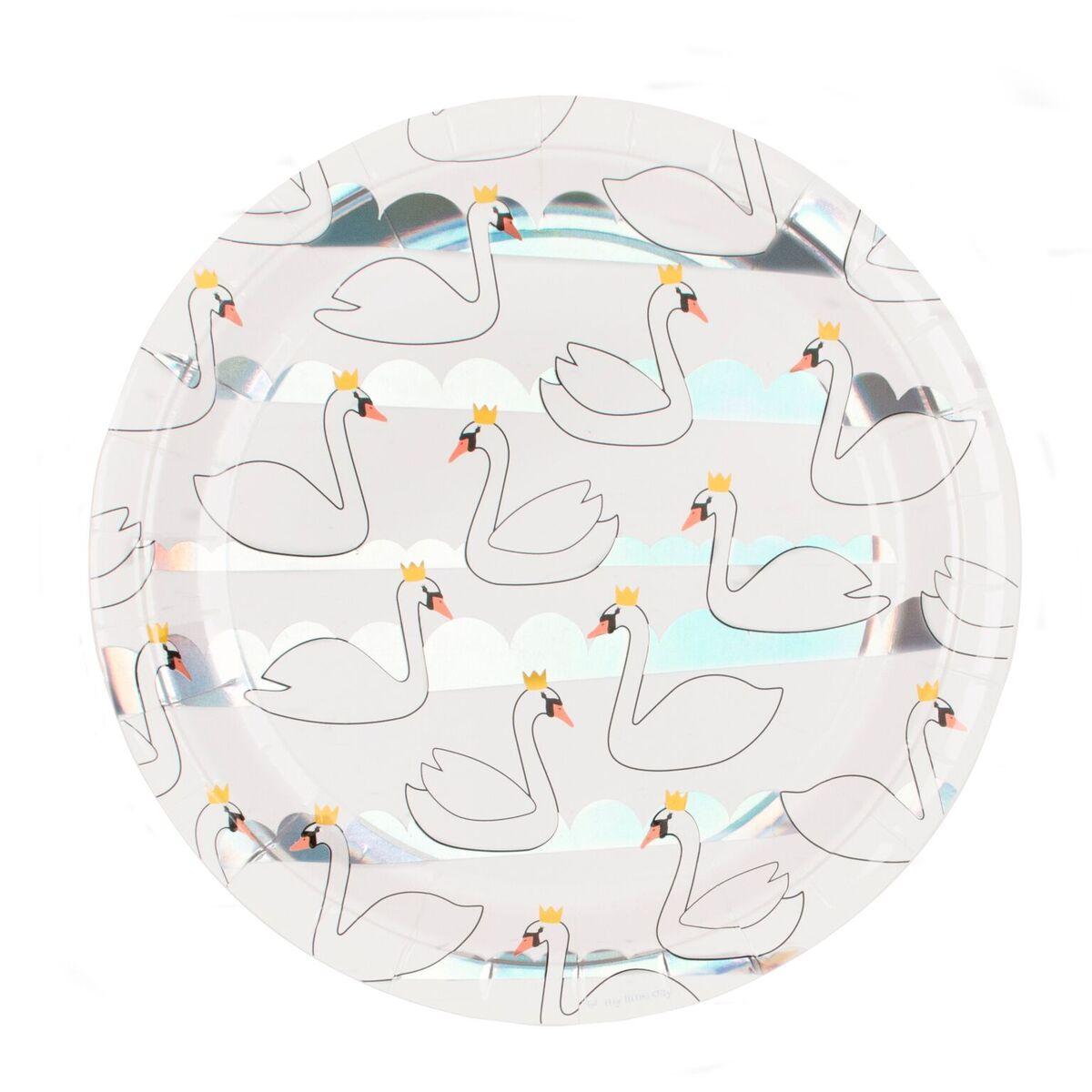 Swan Lake Plates